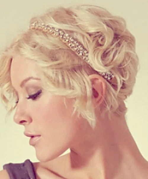 Top 25 Short Wedding Hairstyles Short Hairstyles 2016 2017
