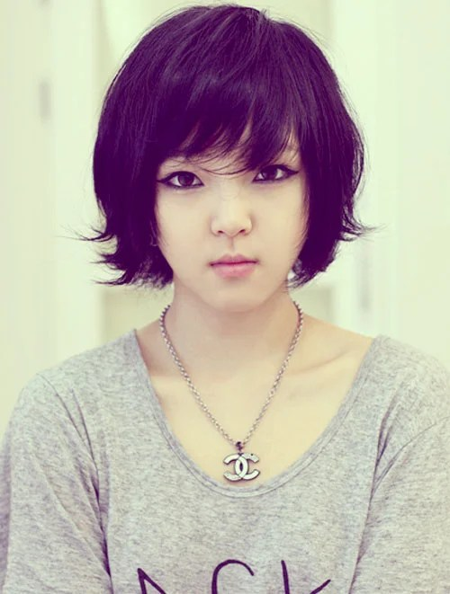 20 Best Asian Short Hairstyles For Women Short