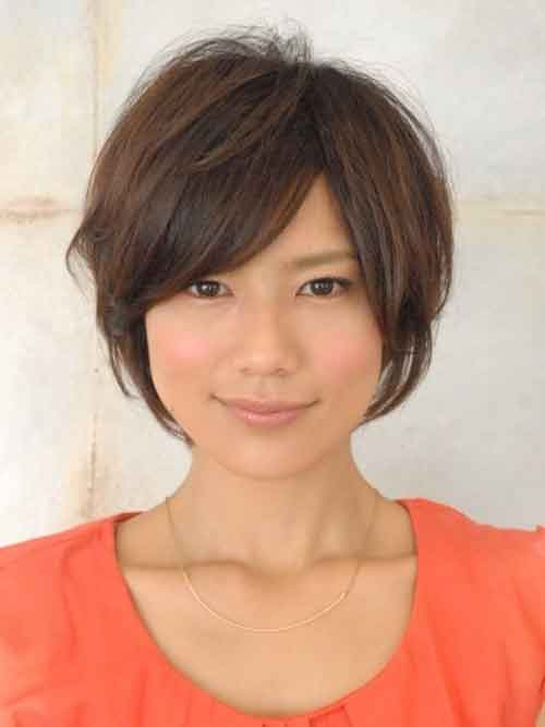 20 Best Asian Short Hairstyles For Women Short Hairstyles 2016