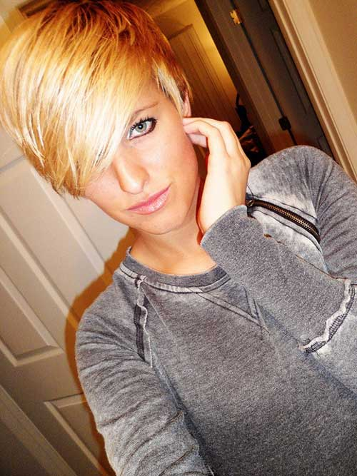 25 Best Short Haircuts For Oval Faces Short Hairstyles 2016