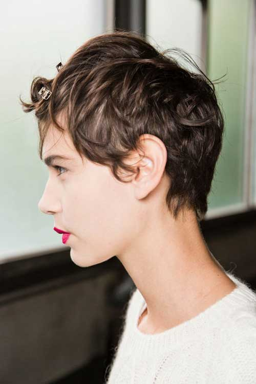 Best Hairstyles For Short Wavy Hair Short Hairstyles 2016 2017