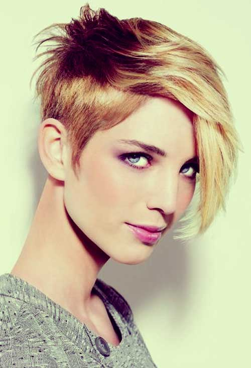 35 Short Haircuts For Thick Hair Short Hairstyles 2016 2017