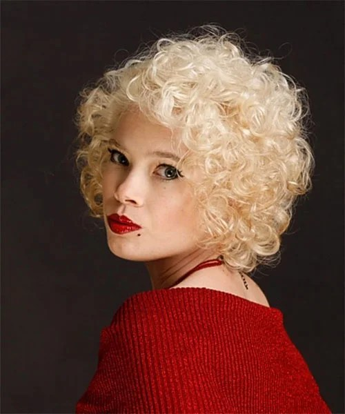 25 Short Curly Haircuts Short Hairstyles 2016 2017 Most