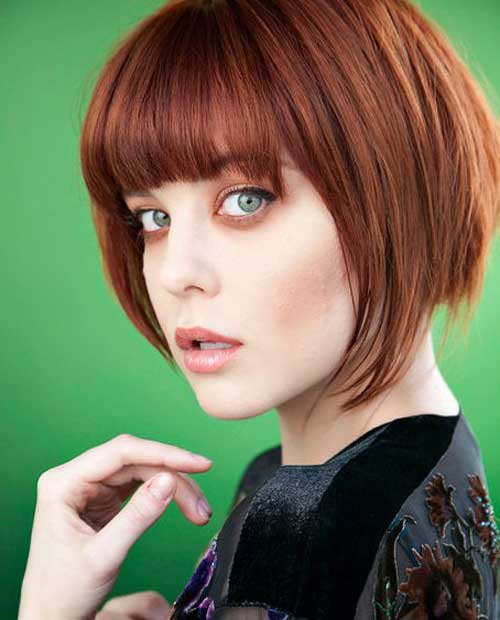 25 Short Bob Haircuts Short Hairstyles 2016 2017 Most