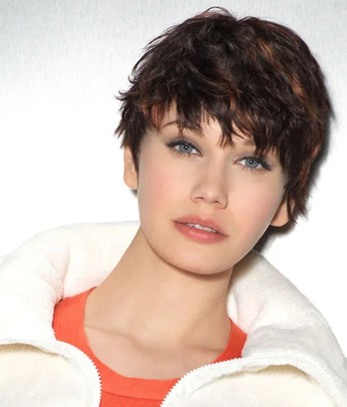 25 Short Hairstyles For Round Faces Short Hairstyles 2016 2017