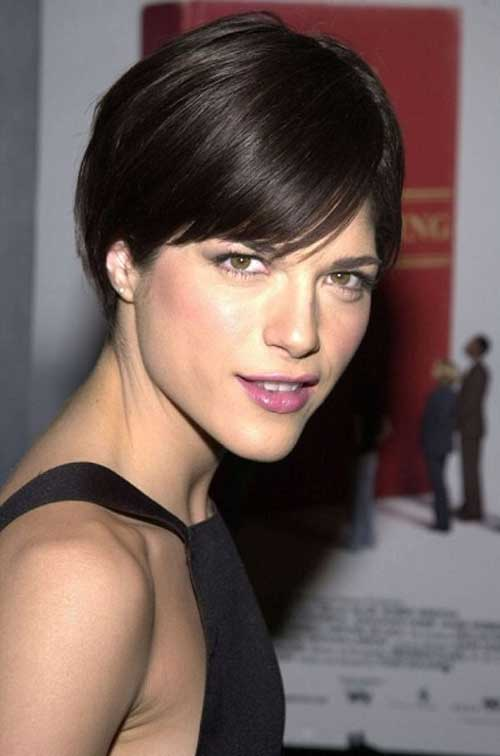 20 Best Short Haircuts For Straight Hair Short Hairstyles 2016