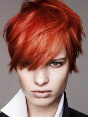 2013 hair color trends short