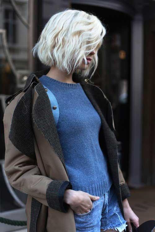 25 Short Hairstyles For Blonde Hair Short Hairstyles