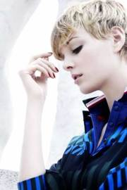 chic pixie haircuts of 2013 short