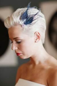 15 Short Wedding Hairstyles | Short Hairstyles 2017 - 2018 ...