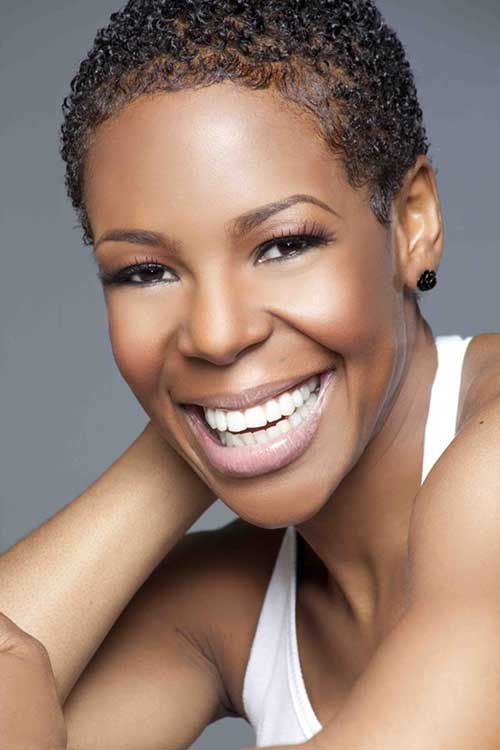 20 Popular Short Hairstyles For Black Women