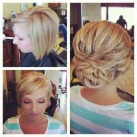 Hair Ideas, Short Hair, Up Dos, Wedding Hair, Bridesmaid ...