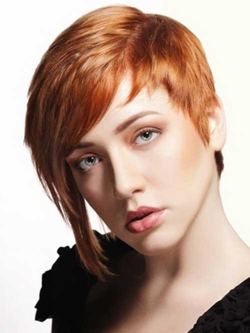 Color Ideas for Short Hair 2013
