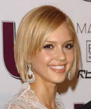 short straight hairstyles 2013