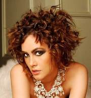 2013 short curly haircuts