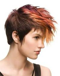 Best Hair Color Ideas for Short Hair | Short Hairstyles ...