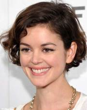 short celebrity haircuts 2013