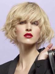 short wavy haircuts 2013