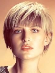 cool colors short hair