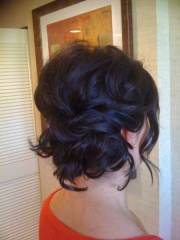 latest short bridal hairstyles