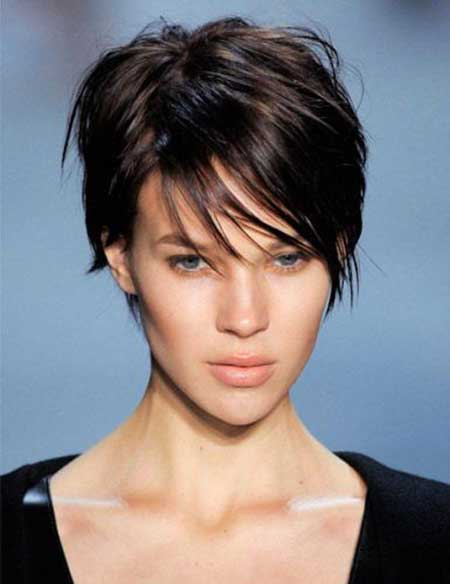Trendy Short Haircuts Short Hairstyles 2016 2017 Most