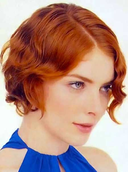 Super Short Wavy Haircuts For Women Short Hairstyles