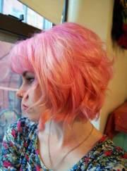2013 hair colors short