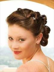 popular short wedding hairstyles