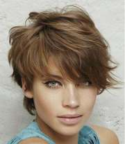 short messy hairstyles 2013