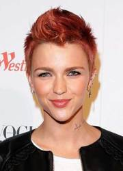 celebrity short haircuts 2013