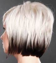 good hair colors short