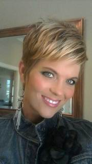 pixie hairstyles 2013 short