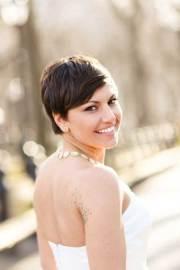 wedding short hairstyles women