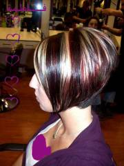 great hair colors short