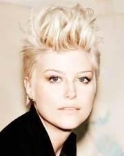 short blonde haircuts 2013