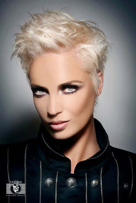 Trendy Hairstyles For Short Hair Short Hairstyles 2017