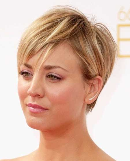 20 Haircuts For Short Fine Hair Short Hairstyles 2016 2017