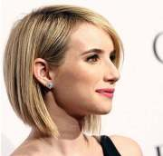 popular short straight hairstyles