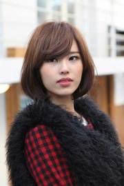 pretty short asian hairstyles