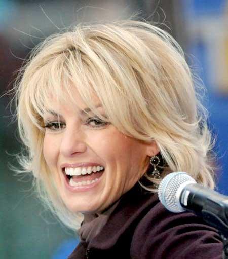 20 Short Blonde Celebrity Hairstyles