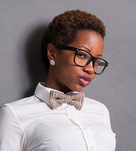 25 Short Cuts For Black Women