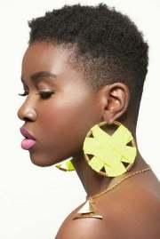 short cuts black women
