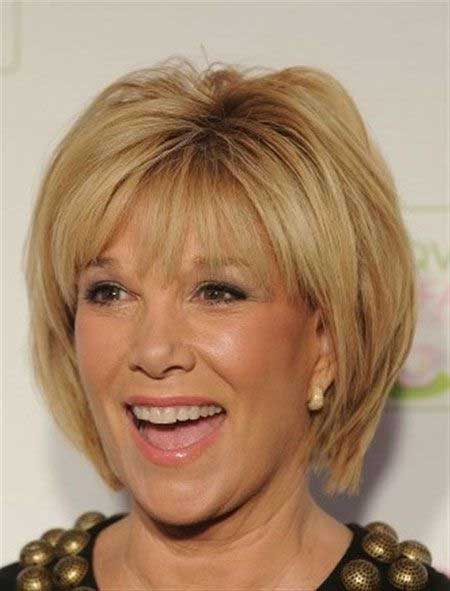 25 Short Hairstyles For Older Women Short Hairstyles 2016 2017