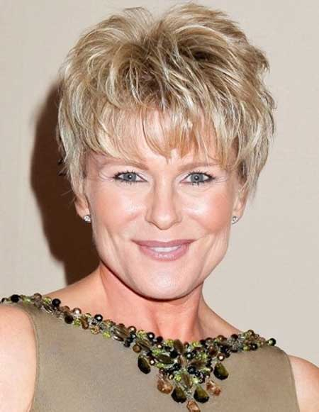 Best Short Haircuts For Older Women 2014 2015 Short Hairstyles