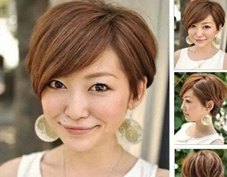 Pixie Cut Fat Face Amazing Hair Special For Sports Activities