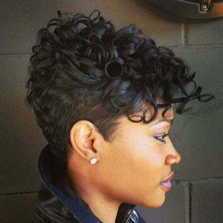 25 Short Cuts For Black Women Short Hairstyles 2016 2017