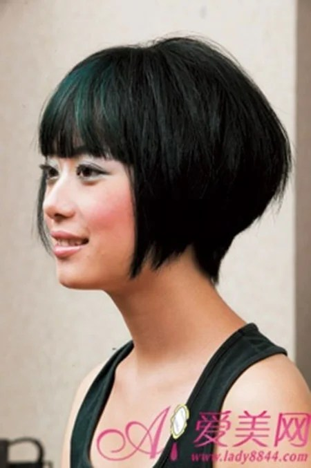 Cute Short Asian Hairstyles Short Hairstyles 2016 2017 Most