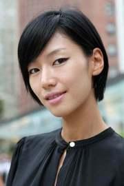 cute short asian hairstyles