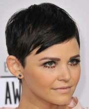 female celebrity short haircuts