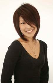 good asian short haircuts